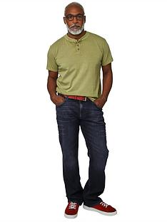 joe-browns-sustainable-straight-jeans-blue
