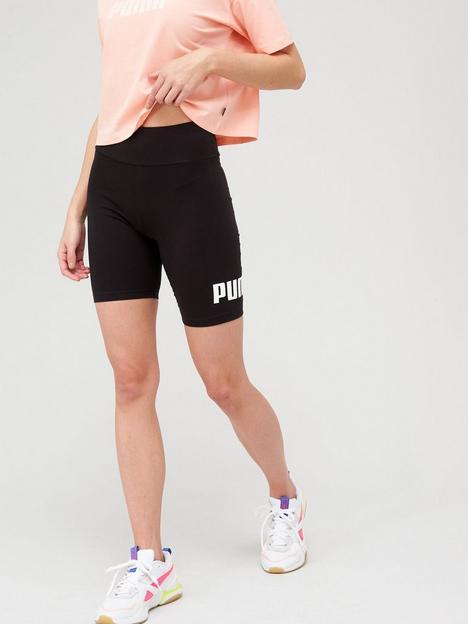 puma-ess-7-logo-short-tights