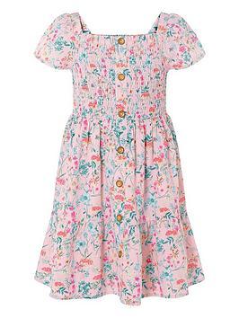 monsoon-girls-sew-floral-print-shirred-dress-pink