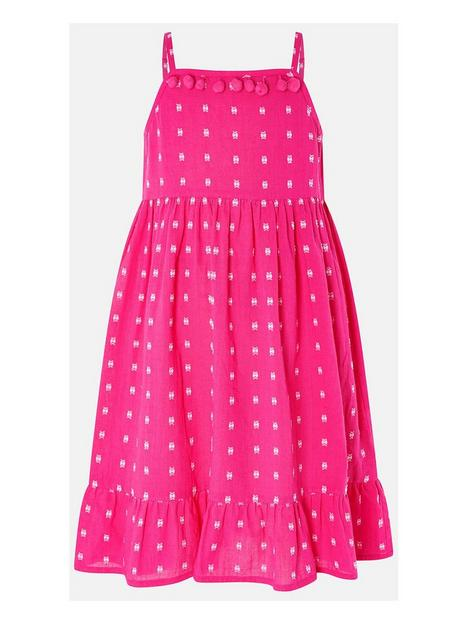accessorize-girls-mini-me-dobby-dress-pink