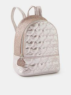 accessorize-girls-mini-heart-quilted-backpack-pink