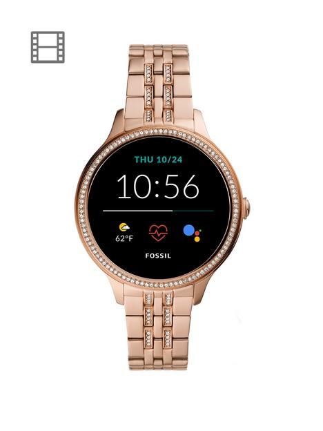 fossil-fossil-gen-5e-smartwatch-ladies-watch