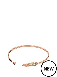 fossil-classics-feather-bangle