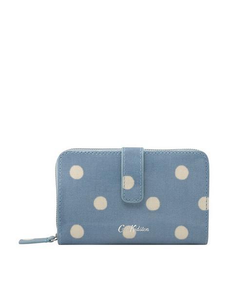 cath-kidston-folded-zip-purse-blue