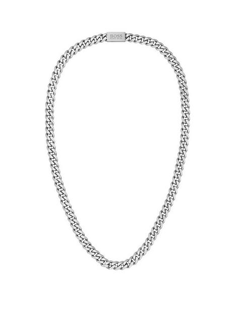 boss-boss-chain-for-him-stainless-steel-gents-necklace