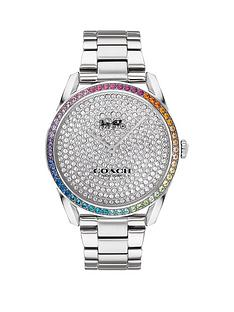 coach-coach-preston-stainless-steel-with-rainbow-crystalnbspbezel-and-pave-dial-watch