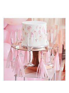 ginger-ray-cake-and-drink-stand-with-tassels