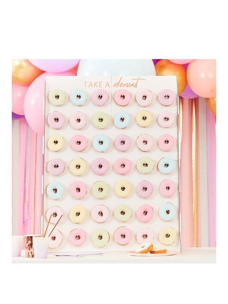ginger-ray-giant-donut-wall