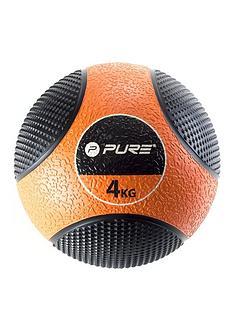 pure2improve-deluxe-medicine-ball-4kg