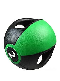 pure2improve-pure2improve-deluxe-medicine-ball-with-handles-2kg