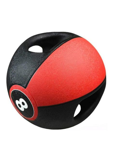 pure2improve-pure2improve-deluxe-medicine-ball-with-handles-8kg