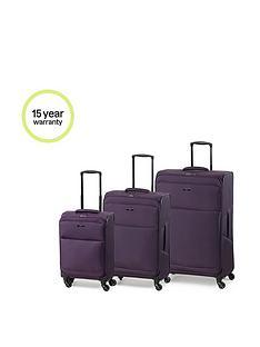 rock-luggage-ever-lite-4-wheel-suitcases-3-piece-set-purple
