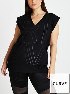 ri-plus-active-v-neck-t-shirtnbsp--black