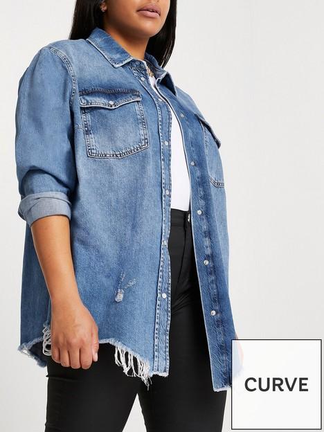 ri-plus-denim-shirt-blue