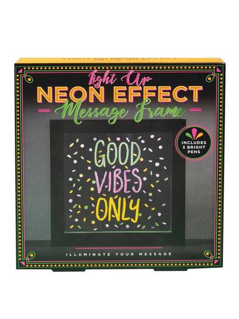 fizz-light-up-neon-effect-message-frame