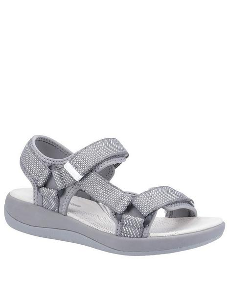 hush-puppies-sara-flat-sandal-grey