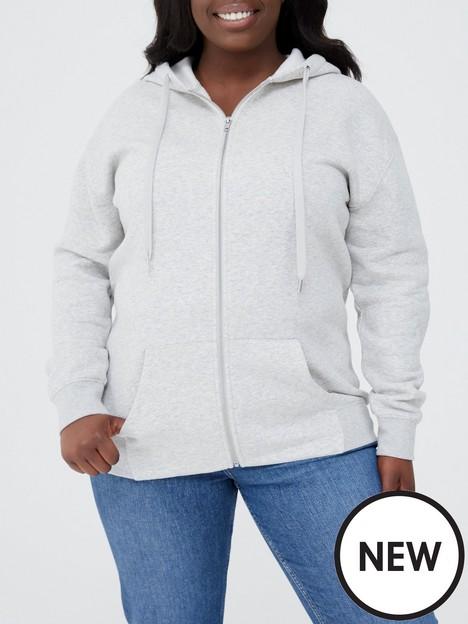 v-by-very-curve-zip-through-hoodie-grey-marl