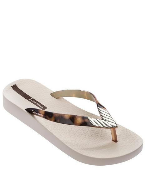 ipanema-elegance-soft-flip-flopnbsp--ivory