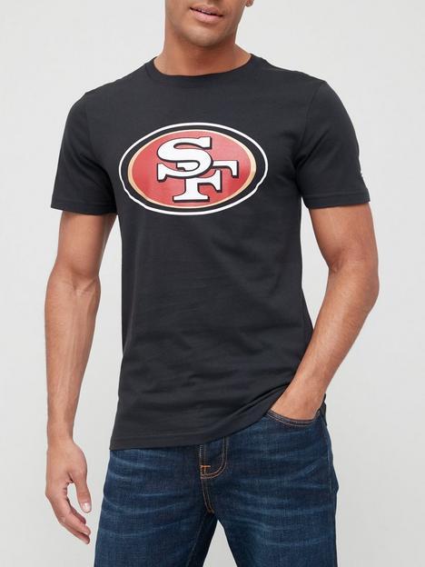 fanatics-fanatics-san-francisco-49ers-chest-logo-t-shirt