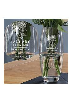 the-personalised-memento-company-personalised-birth-flower-engraved-vase