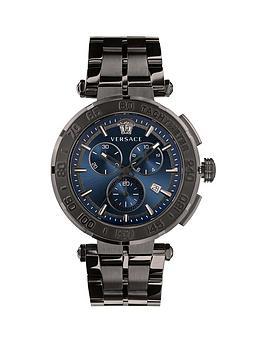 versace-versace-greca-chrono-45-mm-mens-blue-dial-ip-bracelet-watch