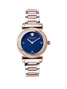 versace-versace-v-motif-ladies-blue-dial-stainless-steel-bracelet-watch