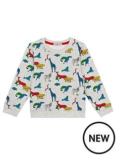 cath-kidston-boys-animals-oscar-sweatshirt-grey-marl