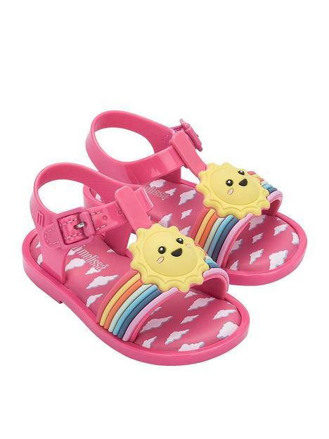 mini-melissa-mini-sunny-sandals-pink