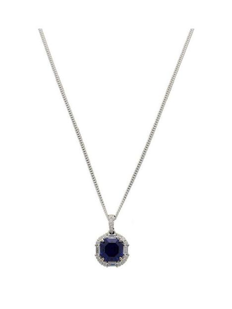 simply-silver-simply-silver-sterling-silver-925-cubic-zirconia-tanzanite-emerald-necklace