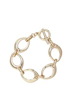 mood-gold-plated-open-chain-bracelet