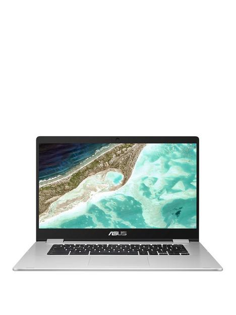asus-chromebook-c523na-a20057-intel-pentium-4gb-64gb-storage-15in-full-hd-laptop-with-optional-microsft-m365-family-15-months-silver