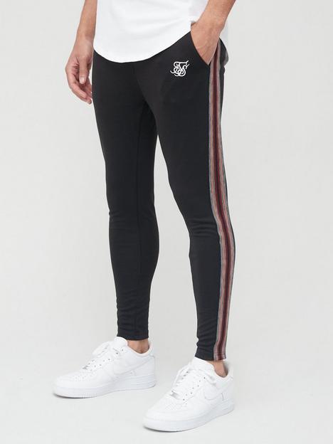 sik-silk-athlete-pants-black