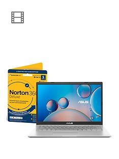 asus-x415ja-ek006t-laptop-14in-fhdnbspintel-core-i5nbsp8gb-ramnbsp256gb-ssdnbspnorton-360-antivirus-included-optional-microsoft-m365-family-15-months-silver