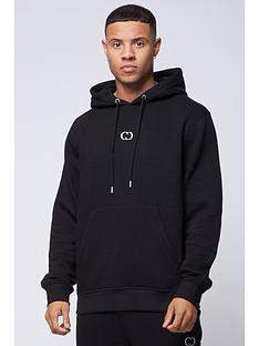 criminal-damage-eco-overhead-hoodie-black