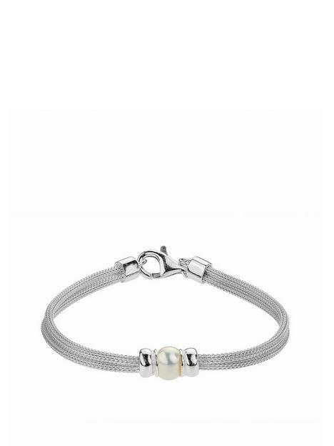 love-pearl-925-sterling-silver-freshwater-pearl-double-strand-mesh-bracelet
