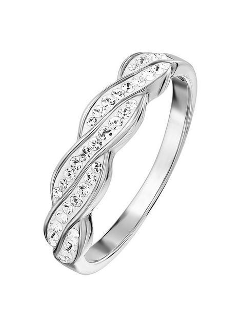 evoke-sterling-silver-crystal-wave-ring