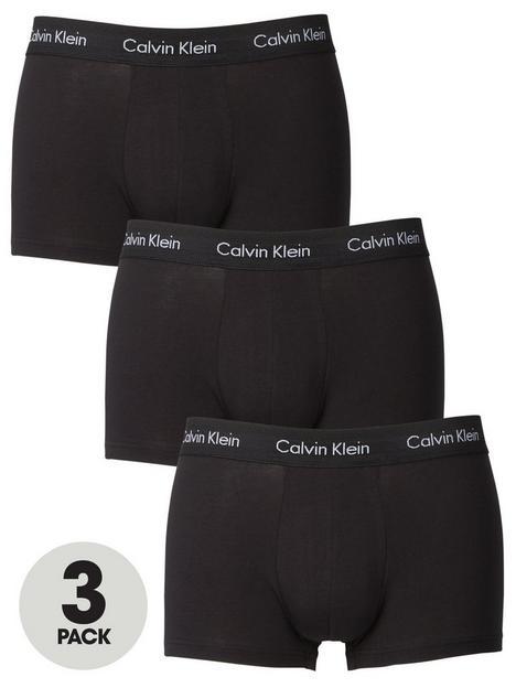 calvin-klein-3-pack-low-rise-trunk-black