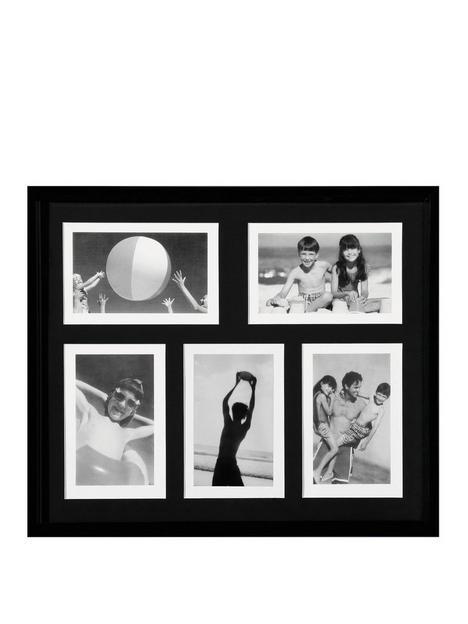 premier-housewares-multi-picture-photo-frame-5-photo-4x6