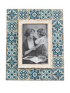 sass-belle-mediterranean-mosaic-photo-frame