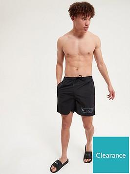 nicce-plinth-swim-shorts