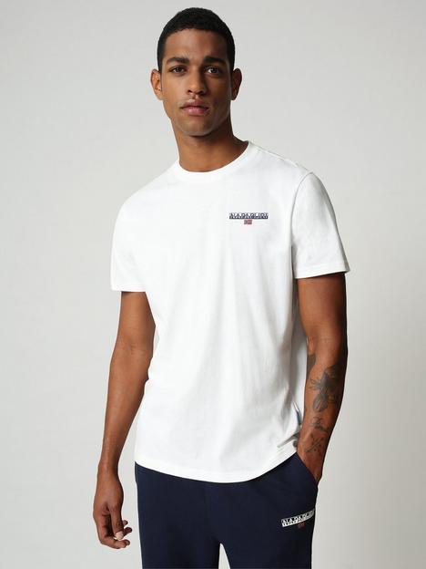 napapijri-logo-t-shirt-white