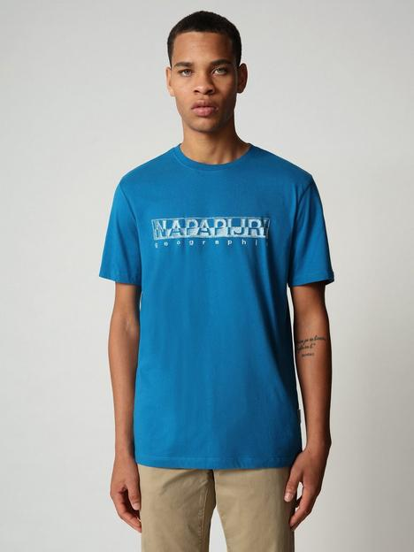 napapijri-geographic-logo-t-shirt-blue