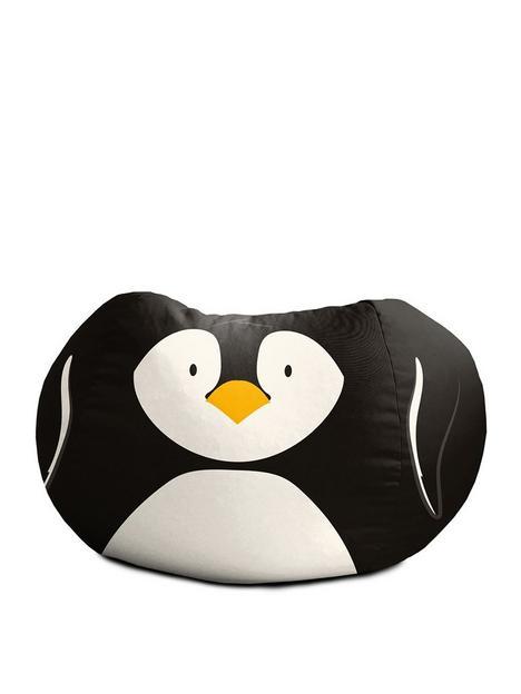 rucomfy-penguin-animal-bean-bag