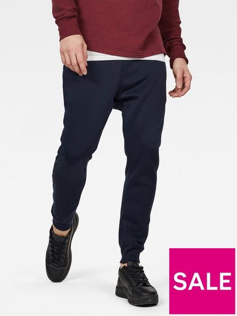 g-star-raw-premium-basic-type-c-sweat-pants-blue