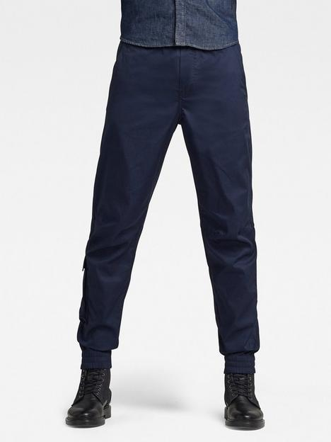 g-star-raw-relaxed-fit-cuffed-trousers-blue