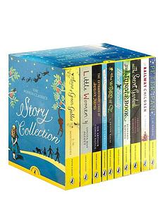 puffin-classics-story-collection-10-bookset