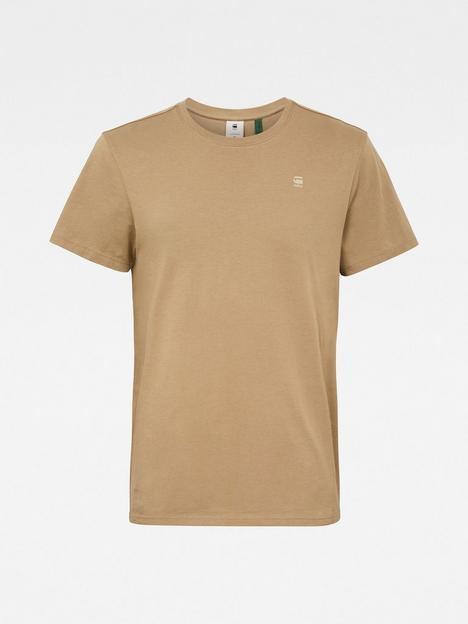 g-star-raw-raw-t-shirt-beige