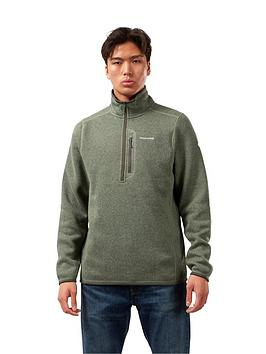 craghoppers-bronto-12-zip-fleece-green