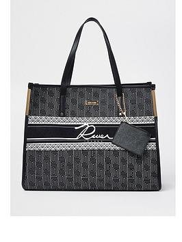 river-island-ri-shopper-bag-black
