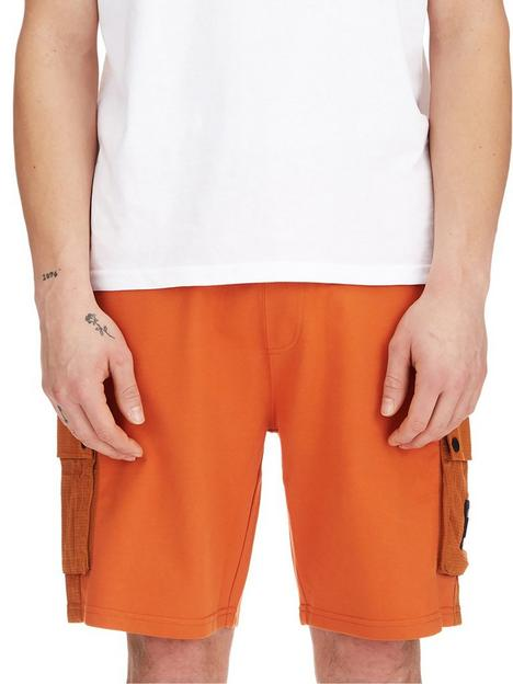 weekend-offender-weekend-offender-pink-sands-shorts-with-nylon-pockets-marmalade